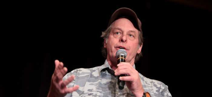 Ted Nugent Calls Parkland Student Activists Liars: 'They Have No Soul'
