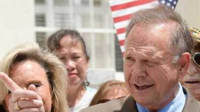 'Ten Commandments Judge' Roy Moore Headed for Senate Runoff Election
