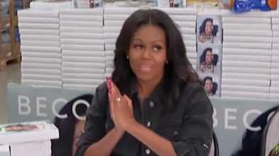 Texas Politicians Resign After Using Public Funds to See Michelle Obama's Book Tour