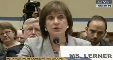 The Devil and Lois Lerner; IRS Fast-Tracked Approval for Satan Club