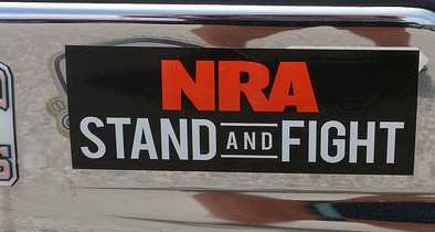 The NRA Just Broke a 15-Year Fundraising Record