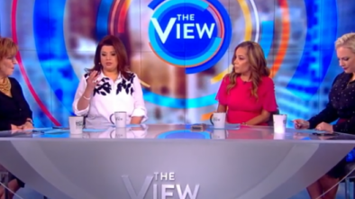 The View: Females Running for President Judged More Harshly than Males