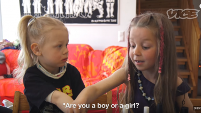 'Theybies' - More Parents Keeping their Child's Gender a 'Secret'