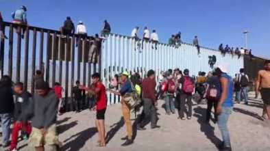 Thousands of Sick Migrants Continue to Flood Across the Border