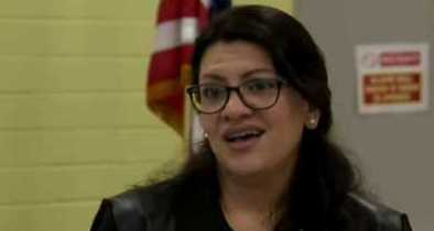 Tlaib Refuses to Apologize for Profanity, Says She Regrets Causing a 'Distraction'