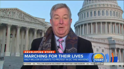 'Today' Spins Gun Control Rally to 'Teach the Grown-Ups a Lesson'