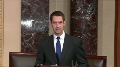 Tom Cotton: Pro-Abortion Corporations Use 'Economic Power as a Weapon'