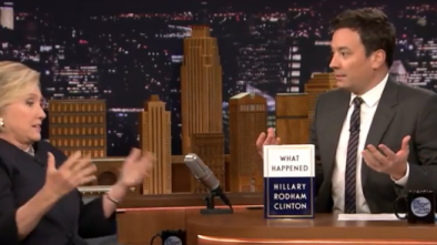 TONIGHT SHOW: Hillary Says She Tried to Run Fed. Gov't from Twitter