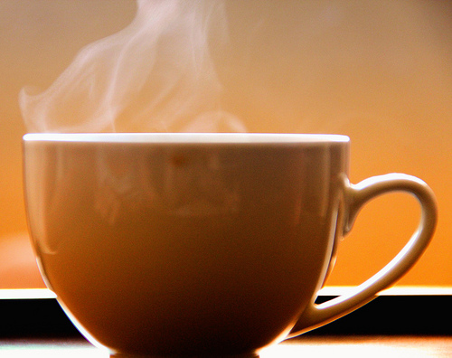 'Too Hot' Coffee, Tea Not Good for Your Health
