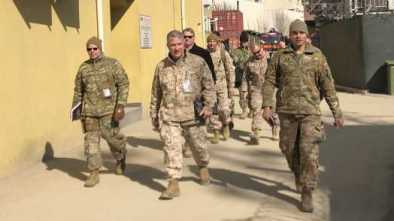 Top Commander Sees Increased Iran Activity in Afghanistan
