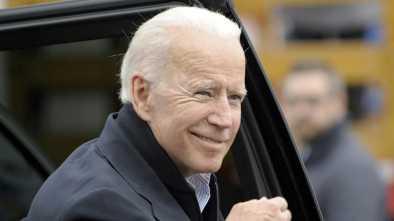 Touchy-Feely-Grabby Biden to Announce Presidential Run Next Week