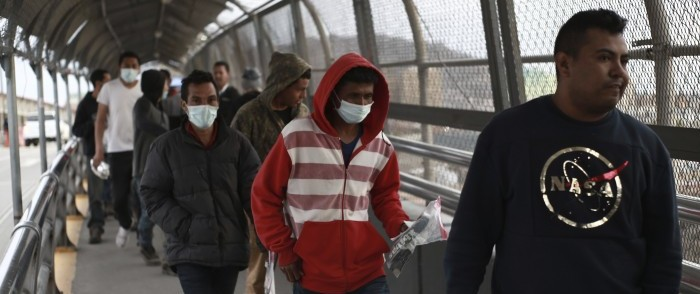 Trump Admin's Border Policy Turns Dems' Draconian COVID Orders Against Them