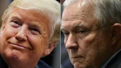 Trump Again Viciously Mocks AG Jeff Sessions