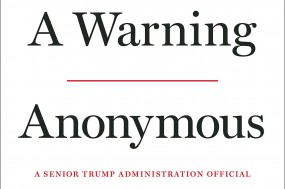 TRUMP AIDES: Here's 'Anonymous' and Here's How They Outed Her