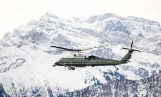Trump Arrives in Davos; Treated Like Rock Star