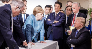 Trump Backs Out of Joint G7 Agreement