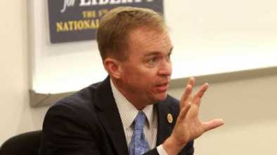 TRUMP BUDGET DIRECTOR: CBO Wanted to Make Health Bill 'Look Bad'