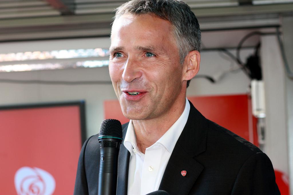 Jens Stoltenberg photo