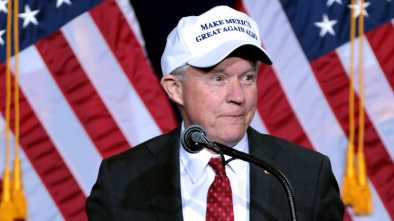 Trump Camp Lukewarm on Sessions Senate Run, But Opposes Roy Moore's