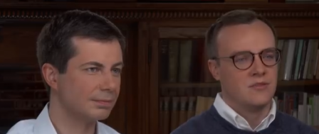 Trump Comments on Pete Buttigieg's Gay Marriage: 'I Think It's Good'