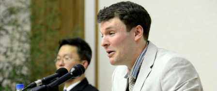 Trump Denies Paying N. Korea Money to Secure Warmbier Return