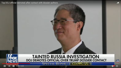 'Trump Dossier' Author Was in Contact with Obama DOJ 1