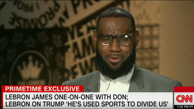 Trump Faces New Accusations of Racism after Mocking LeBron James' Intelligence