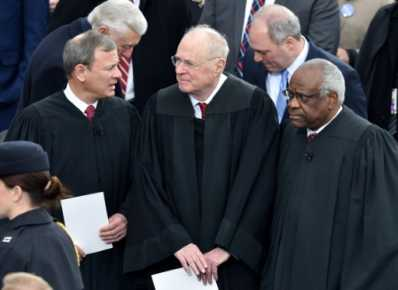 Trump Gets Historic Chance to Shift Supreme Court to Right