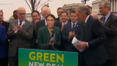 Trump, GOP Plans to Use AOC's 'Crazy' Green New Deal to Help Them Win 2020