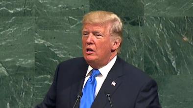 Trump Heralds 'Sovereignty' in Speech at UN