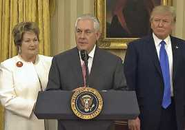 Trump Is Sending Tillerson To Moscow With A Surprisingly Strong Hand