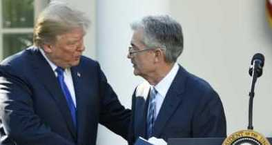 Trump Launches Fresh Attack Against Fed Chairman