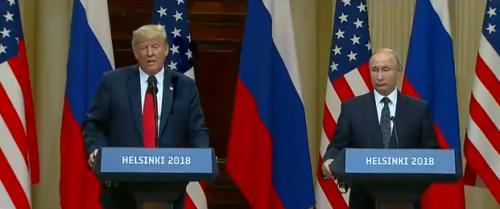 Trump Meeting w/ Putin Drives His Haters Nuts