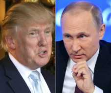 Trump 'Might' Ask Putin to Extradite Accused Russian Hackers