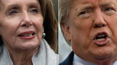 Trump, Pelosi Continue War of Words (and Slurs) over Dueling Investigations 2