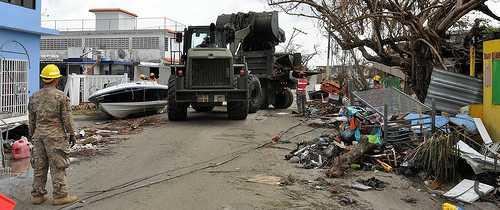 TRUMP: Puerto Rico in Terrible Shape Before Hurricane