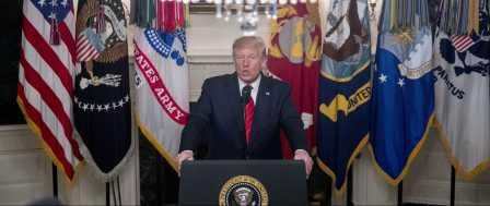 Trump Revels Over the Takedown of al-Baghdadi