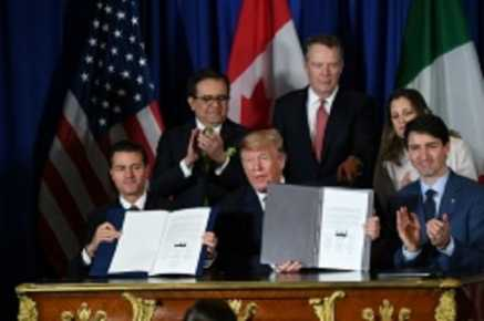 Trump Says He Will Officially End NAFTA Soon