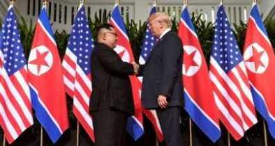 Trump Says He Will Stop 'War Games' w/ S. Korea