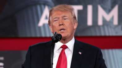 Trump Says the US Is Not a 'Migrant Camp'