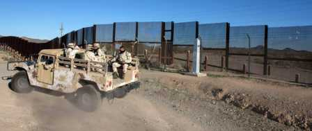 Trump Sending 'Armed Soldiers' to Border After Mexican Troops Provocation