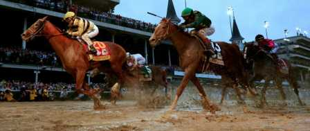 Trump Slams Kentucky Derby Upset as 'Political Correctness'