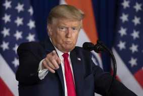 Trump Takes Aim at Sotomayor's Bias in New Delhi Press Conference
