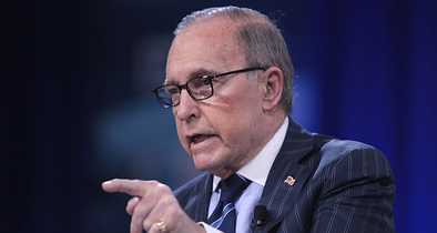 Trump Taps TV Pundit Larry Kudlow for Top Economic Post