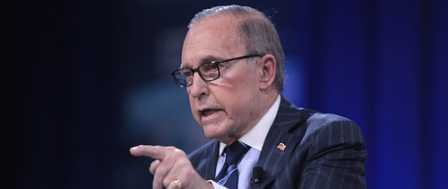 Trump Taps TV Pundit Larry Kudlow for Top Economic Post