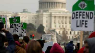 Trump Tells March for Life Audience He Would Veto Any Pro-Abortion Bills