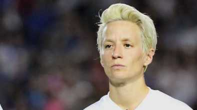 Trump Tells US Women's Soccer Star Not to 'Disrespect' Country