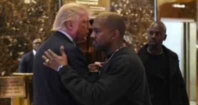 Trump Touts Black Support in Kanye West Lunch