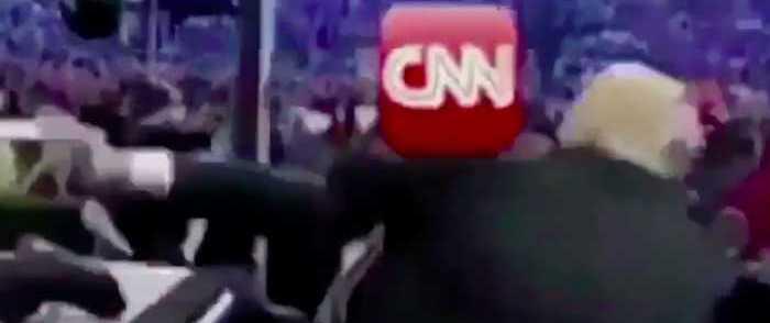 Trump Tweets Smackdown of 'Fraud News CNN'