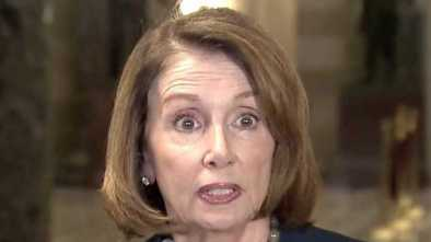 Trump: 'Very Sad Day for Republicans' If Nancy Pelosi Steps Down